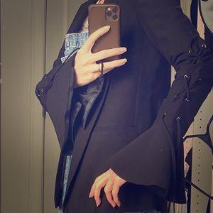 Black Topshop jacket
